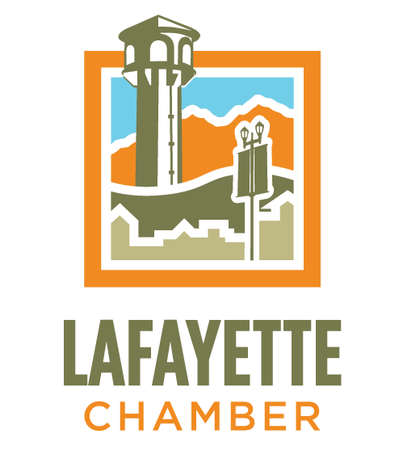 We are Lafayette Chamber members and actively attend Lafayette Chamber events.