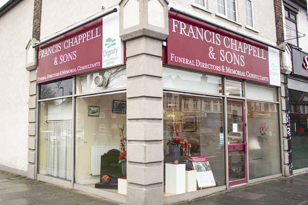 Francis Chappell & Sons Funeral Directors in Downham