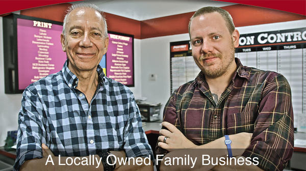 A locally owned family business