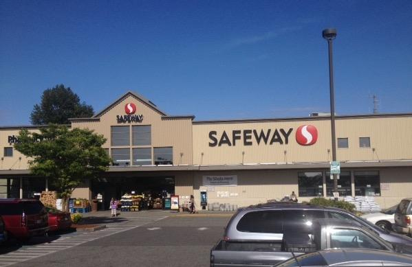 Safeway Store Front Picture at 1258 State St in Marysville WA