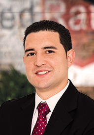 Johan Alvarez Loan officer headshot