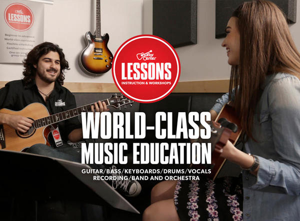 Music Lessons In San Antonio Guitar Center