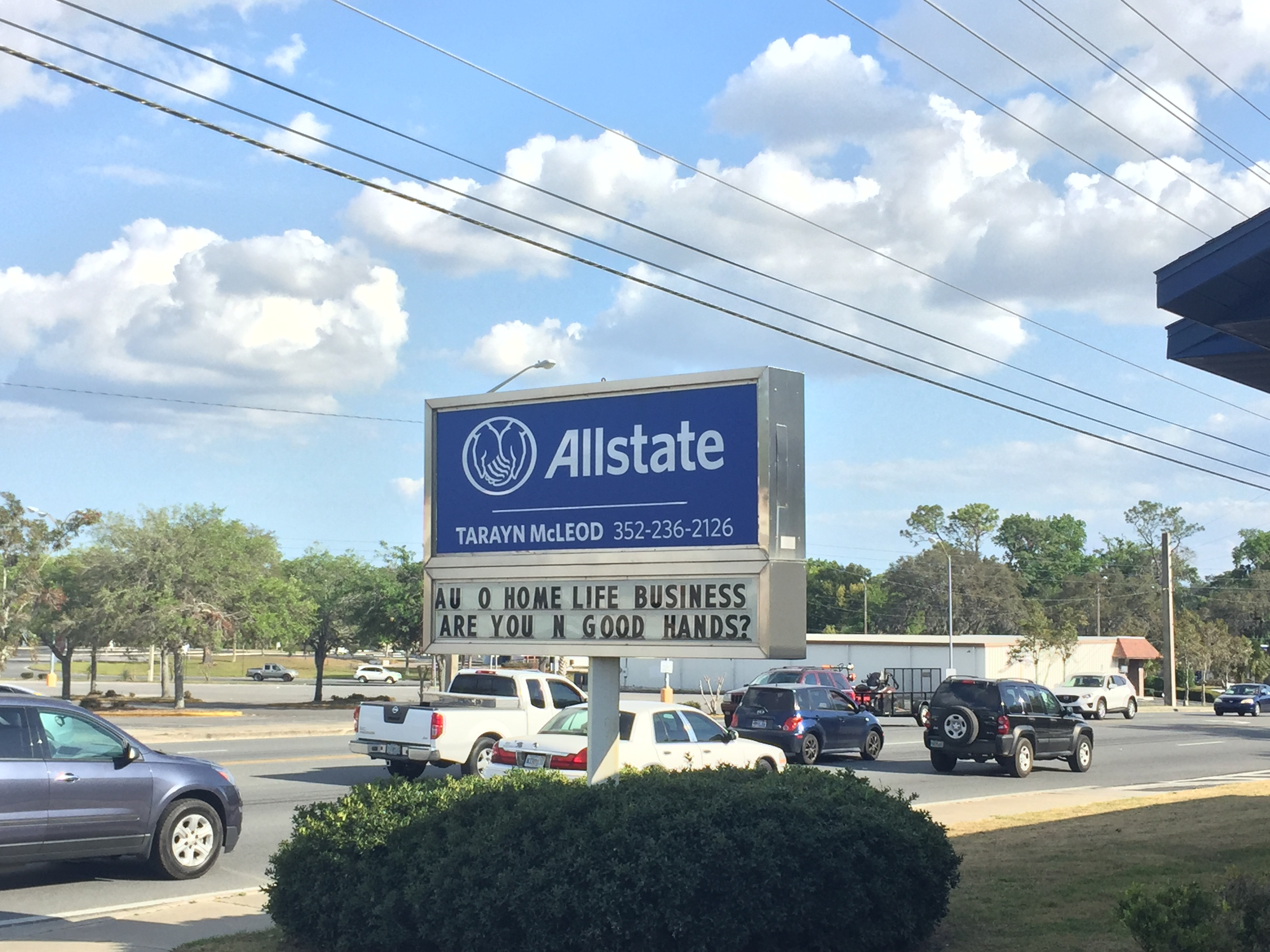 Allstate | Car Insurance in Ocala, FL - Tarayn McLeod