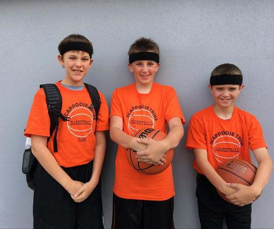 6th Grade Scappoose Traveling Team!