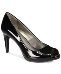 Image of Bandolino Rainaa Peep-Toe Pumps