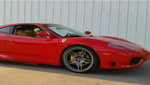 From Ferrari's to Chevy's...we'll take care of you!