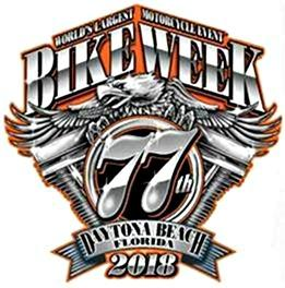 Felisha Foote - Celebrating the 77th Anniversary of Daytona Bike Week