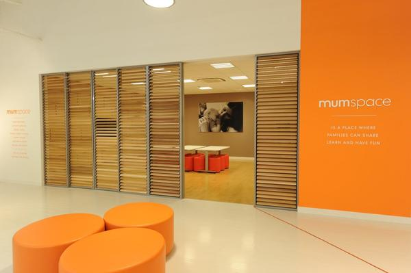 Mothercare Leeds Mum space