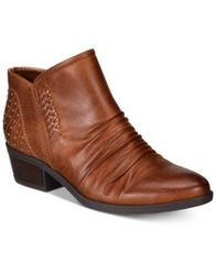Image of Baretraps Gericka Pointed-Toe Western Booties