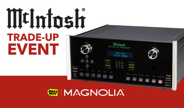 McIntosh Trade-Up Event - July 30 to October 7