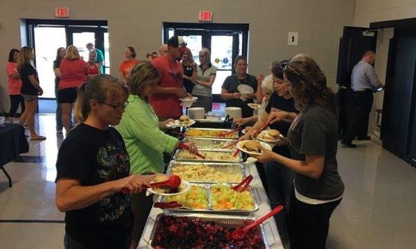 Southern Boone Teacher Appreciation Luncheon