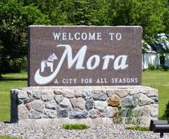 Mora - a great place to live, work and play!