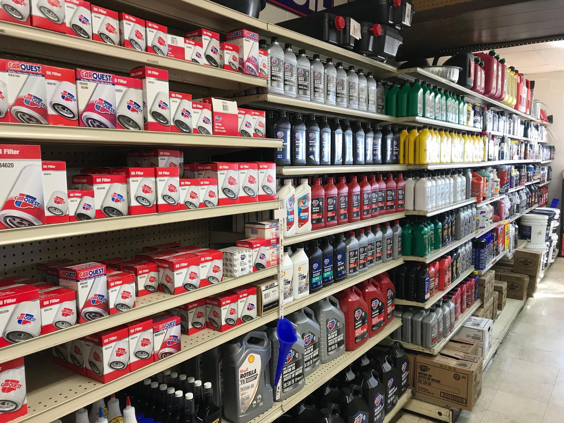 certifit auto parts store