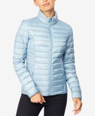 Image of 32 Degrees Packable Puffer Coat