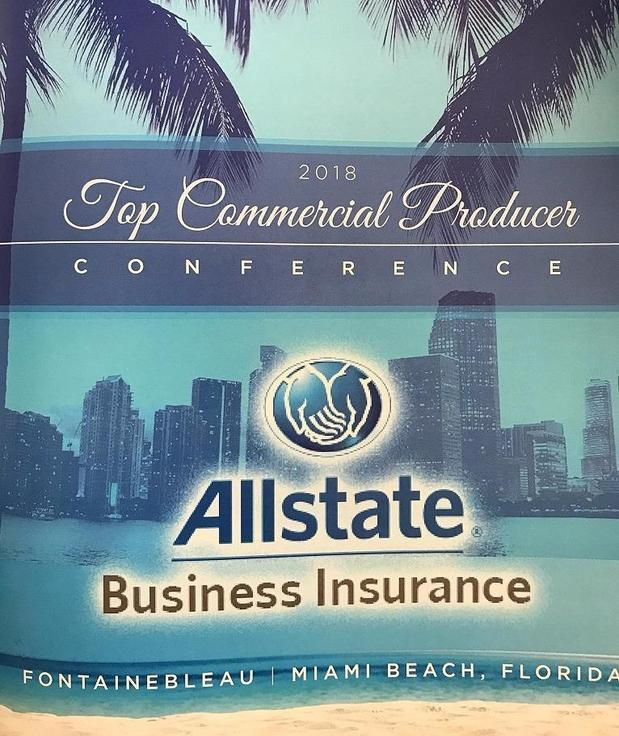 Fleming And Conway - Top Commercial Producer with Allstate Business Insurance