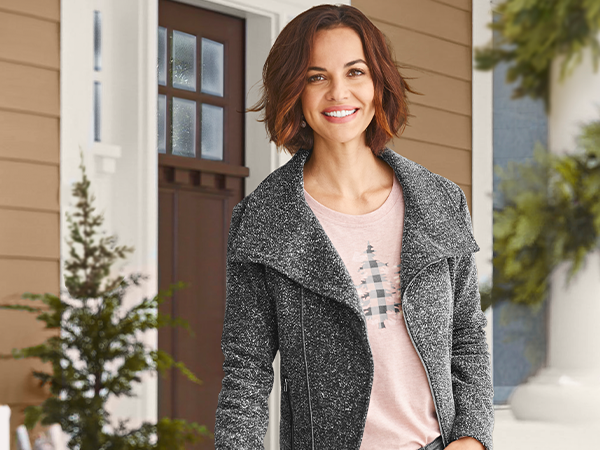 Missy women's clothing for winter 2020-2021