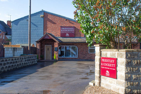 Priestley & Cockett Funeral Directors in Off Boultham Park Road, Lincoln