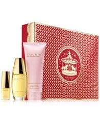 Image of Estée Lauder 3-Pc. Beautiful To Go Gift Set