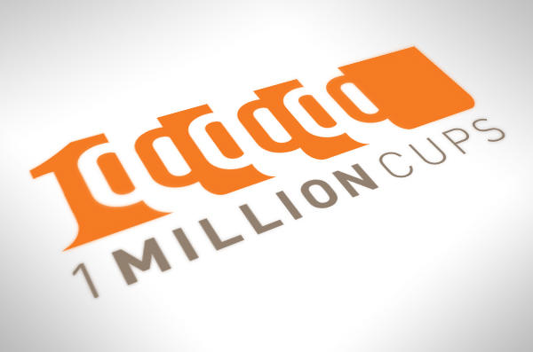 1 Million Cups combines three things--coffee, conversation and entrepreneurs.