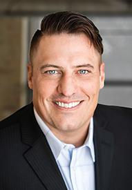 Aaron Cohron Loan officer headshot