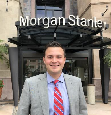 Photo of Blake Murphy - Morgan Stanley