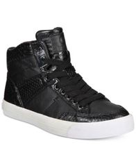 Image of G by GUESS Oliza High-Top Sneakers