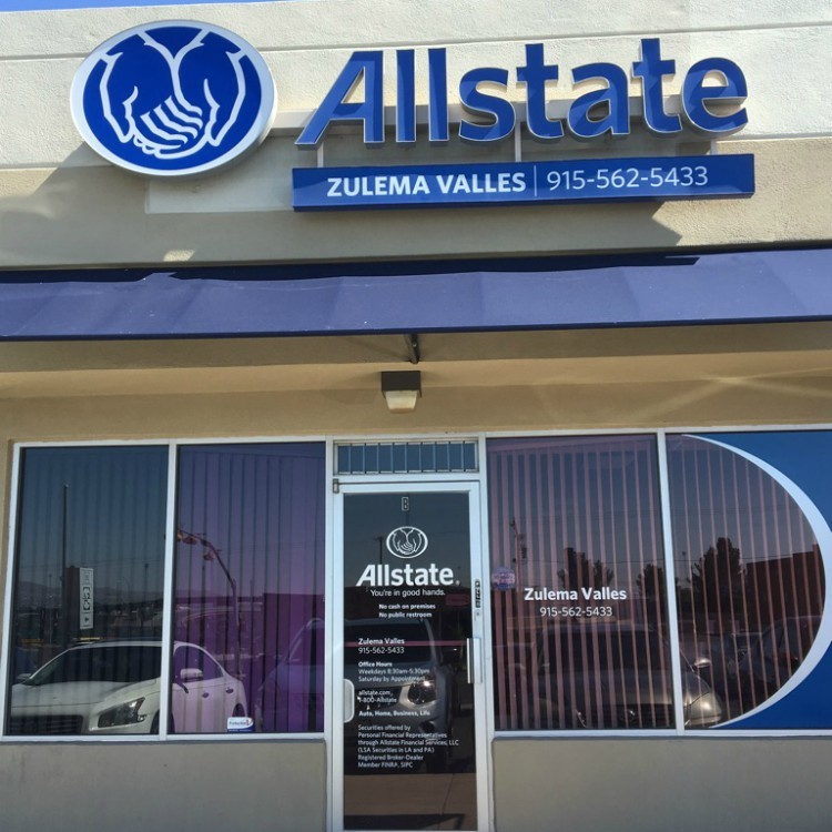 Allstate Insurance Quote: Car Insurance In El Paso, TX - Zulema Valles