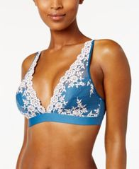 Image of Wacoal Embrace Lace Soft Cup Wireless Bra 852191