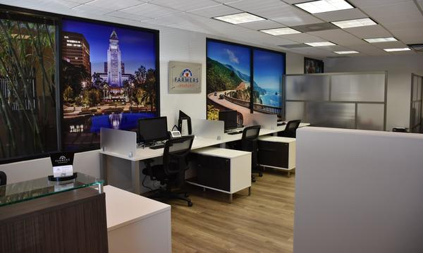 Schneiderman Insurance Agency office, Granada Hills, CA, 91344