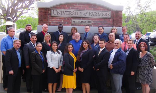Farmers University -- Industry leading Training and Education