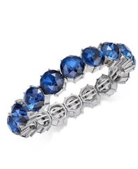 Image of Charter Club Stone Stretch Bracelet, Created for Macy's