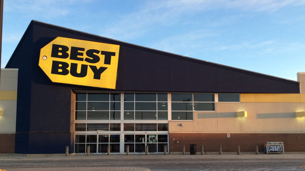 Best Buy Harwood Centre