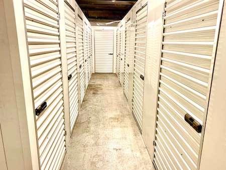 Clinton Hill storage facility