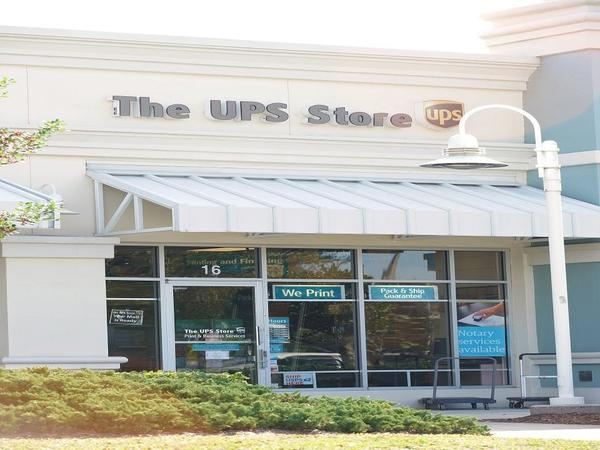 Facade of The UPS Store Port Charlotte