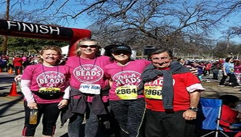2015 Dash for the Beads benefiting local children in Oak Cliff Schools