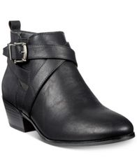 Image of Style & Co Harperr Strappy Booties, Created for Macy's