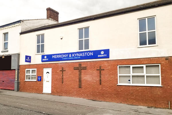 Merrony & Kynaston Funeral Directors in Earlestown, Newton Le Willows