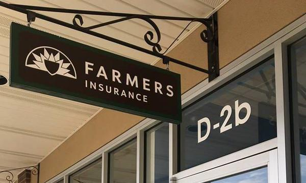 Farmers Insurance signage
