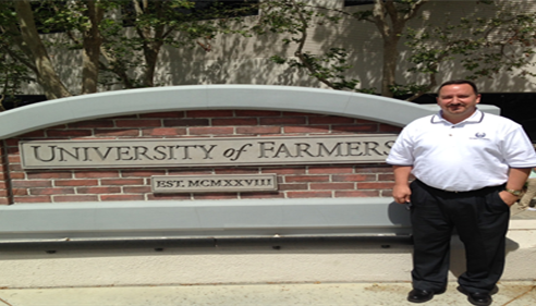 Ready to take my agency to the next level. University of Farmers® - 2014