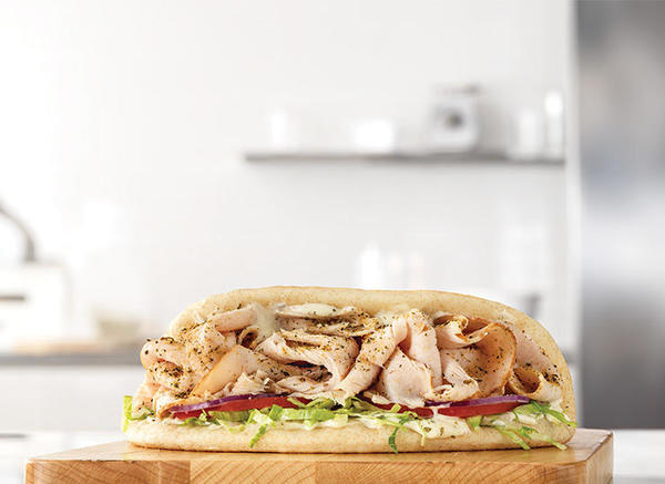 Arby's Food Images