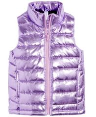 Image of Ideology Quilted Puffer Vest, Toddler Girls (2T-5T), Created for Macy's