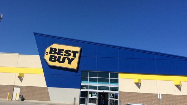 Best Buy Milton Square