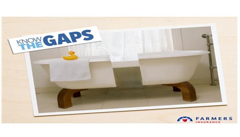 Did you remodel?  Are you covered?  Know the gaps in your coverage!