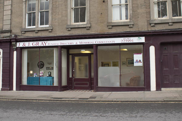 J & J Gray Funeral Directors in Dundee