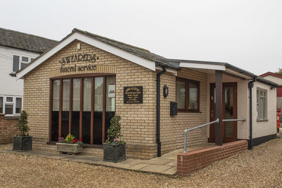 Swearers Funeral Directors in Ramsey, Huntingdon