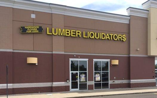 Lumber Liquidators Flooring #1350 Milford | 1389 Boston Post Road | Store Front