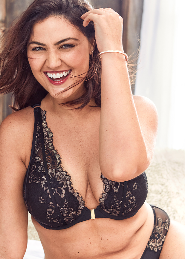Plus Size Cacique Bras at Lane Bryant