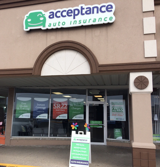 Acceptance Insurance - 25th St