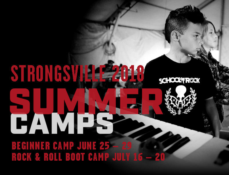 Image of SAVE 20% ON 2018 SUMMER CAMPS!