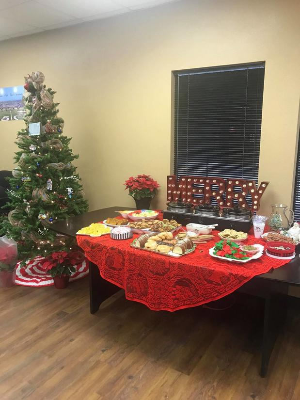 We loved our Christmas Open House!  You WON'T want to miss the bigger and better one in 2019!